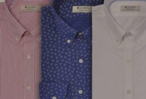 Camisas de hombre de rayas, estampadas y básicas