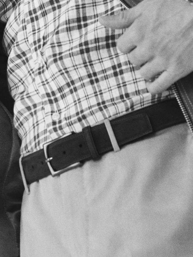 cinturones de hombre