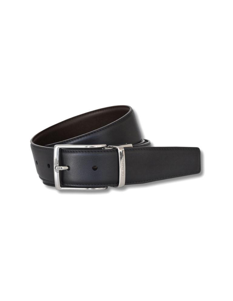 cinturón de box calf reversible