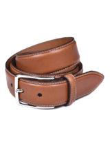 cinturón hombre marrón